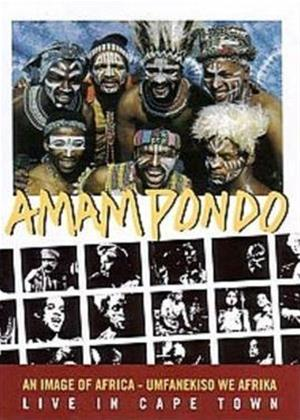 Rent Amampondo: An Image of Africa: Live in Cape Town Online DVD Rental