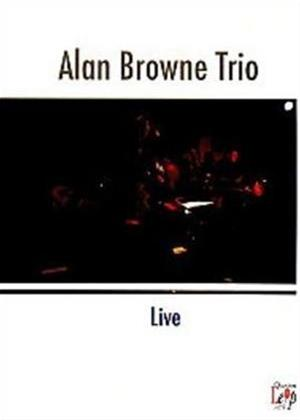 Alan Browne Trio: Live Online DVD Rental