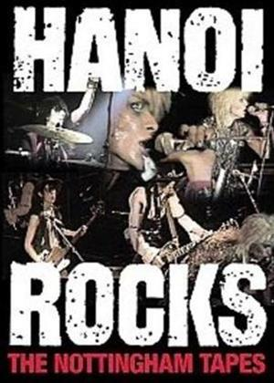 Rent Hanoi Rocks: The Nottingham Tapes Online DVD Rental