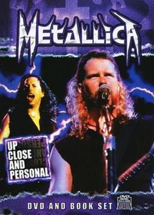 Rent Metallica: Up Close and Personal Online DVD Rental