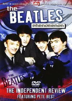Rent The Beatles Phenomenon Online DVD Rental