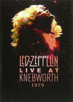Led Zeppelin: Knebworth 1979 Online DVD Rental