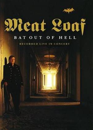 Meat Loaf: Bat Out of Hell: Recorded Live in Concert Online DVD Rental
