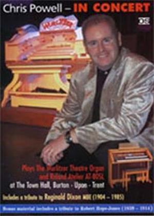 Rent Chris Powell in Concert Online DVD Rental