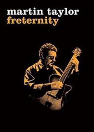 Martin Taylor: Freternity Online DVD Rental