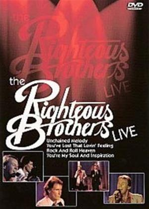 Rent The Righteous Brothers: Live Online DVD Rental