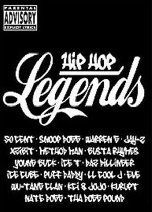 Rent Hip Hop Legends Online DVD Rental