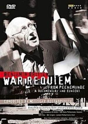 Britten: War Requiem Online DVD Rental