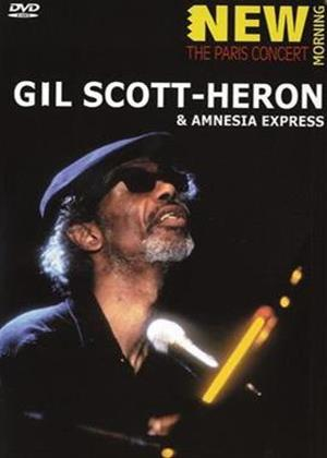 Gil Scott-Heron: The Paris Concert Online DVD Rental