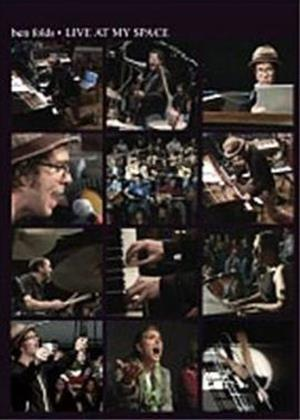Rent Ben Folds: Live at MySpace Online DVD Rental