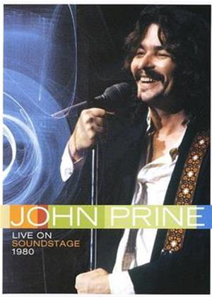 Rent John Prine: Live on Soundstage 1980 Online DVD Rental