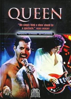 Queen: Rock Case Studies Online DVD Rental