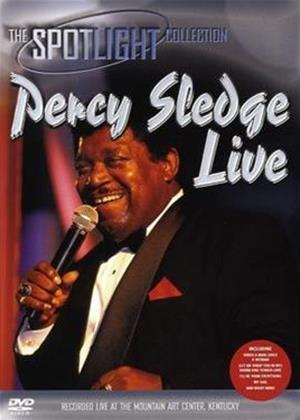 Rent Percy Sledge: Live Online DVD Rental