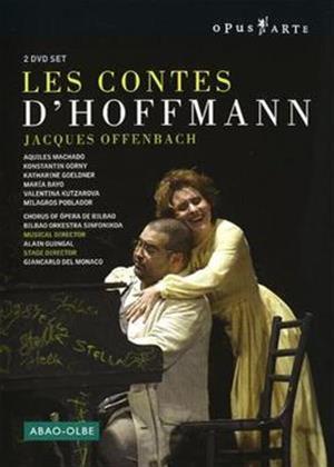 Offenbach: Les Contes D'Hoffman Online DVD Rental