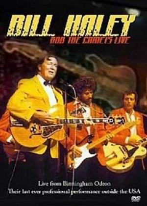 Rent Bill Haley and His Comets Live Online DVD Rental