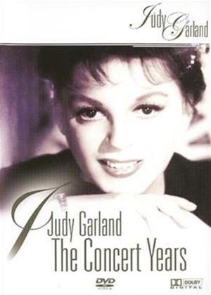 Rent Judy Garland: The Concert Years Online DVD Rental