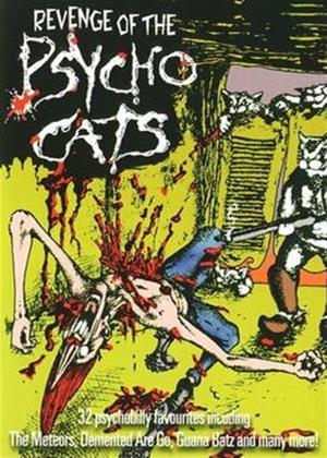 Rent Revenge of the Psycho Cats Online DVD Rental