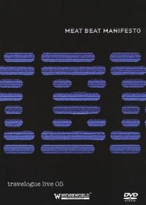 Meat Beat Manifesto: Travelogue Live 2005 Online DVD Rental