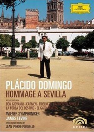 Rent Placido Domingo: Homage a Sevilla Online DVD Rental