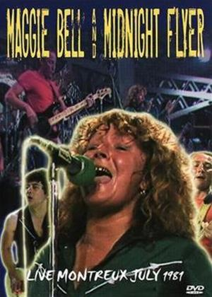 Rent Maggie Bell and Midnight Flyer Live Montreaux 1981 Online DVD Rental