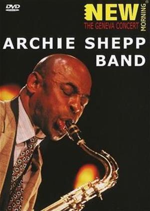 Rent Archie Shepp: The Geneva Concert Online DVD Rental
