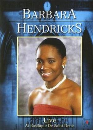 Barbara Hendricks: Live at Basilique De Saint Denis Online DVD Rental