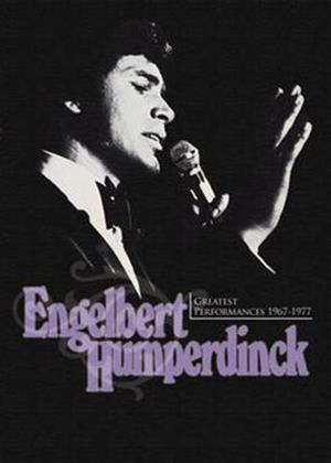 Engelbert Humperdinck: The Greatest Performances 1967-1977 Online DVD Rental