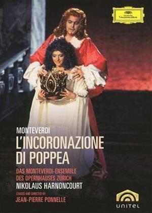 Monteverdi: L'Incoronazione di Poppea: Nikolaus Harnoncourt Online DVD Rental