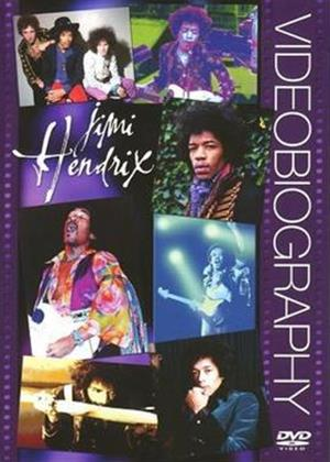 Jimi Hendrix: Videobiography Online DVD Rental