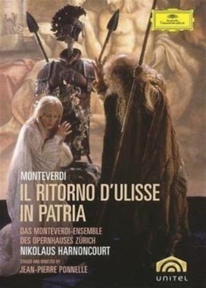 Nikolaus Harnoncourt: Il Ritorno d'Ulissse Online DVD Rental