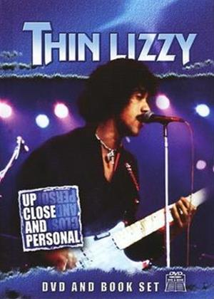 Thin Lizzy: Up Close and Personal Online DVD Rental