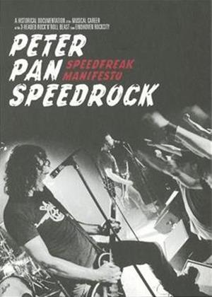 Rent Peter Pan Speedrock: Speedrock Manifesto Online DVD Rental