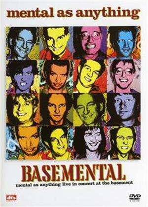 Rent Mental as Anything: Basemental Online DVD Rental