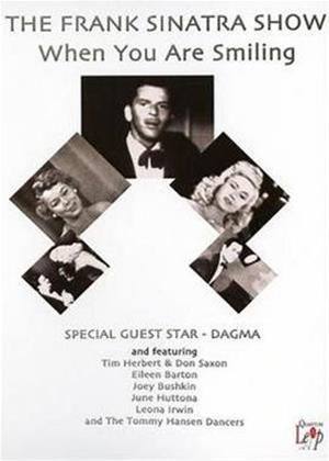 Rent The Frank Sinatra Show: When You're Smiling Online DVD Rental