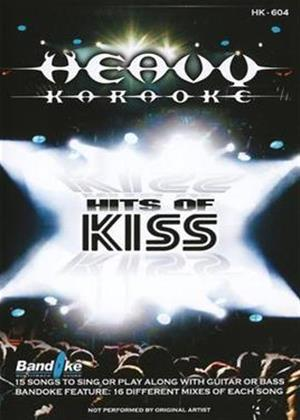Heavy Karaoke: Kiss Online DVD Rental