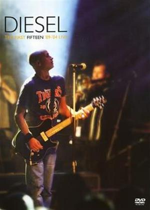 Diesel: The First Fifteen 1989-2004: Live Online DVD Rental