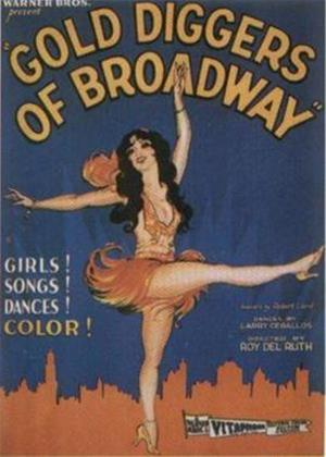 Gold Diggers of Broadway Online DVD Rental