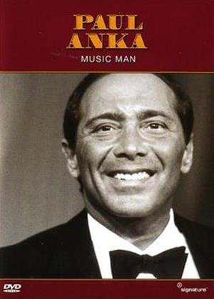 Paul Anka: Music Man Online DVD Rental