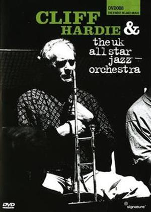 Cliff Hardie and the UK All Star Jazz Orchestra Online DVD Rental