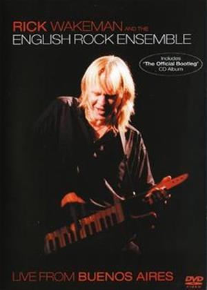 Rick Wakeman: Live in Buenos Aires Online DVD Rental