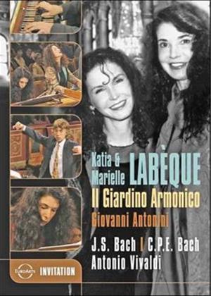 Katia and Marielle Labeque: Il Giardino Armonico Online DVD Rental