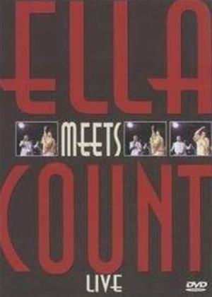 Ella Fitzgerald and Count Basie: Ella Meets Count Live Online DVD Rental