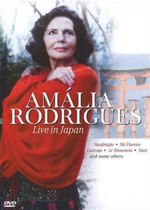 Amalia Rodrigues: Live in Japan Online DVD Rental