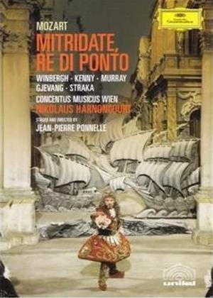 Mozart: Mitridate Re Di Ponte Online DVD Rental