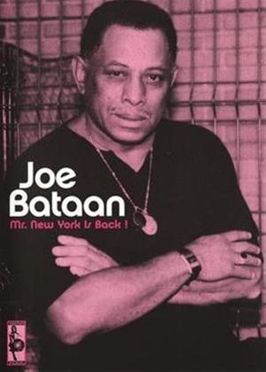 Joe Bataan: Mr. New York Is Back! Online DVD Rental