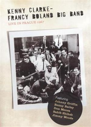 Rent Kenny Clarke/Francy Boland Big Band: Live in Prague 1967 Online DVD Rental