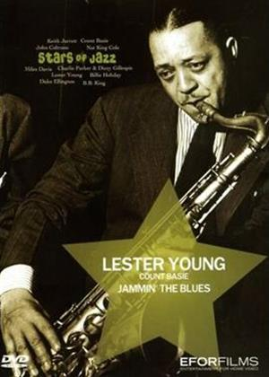 Rent Lester Young: Jammin' the Blues Online DVD Rental