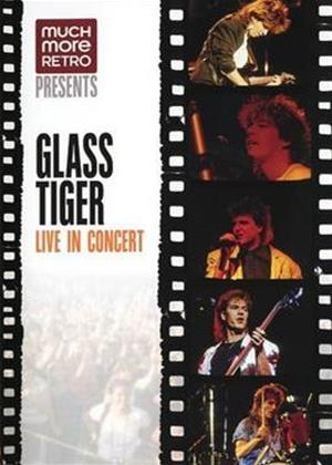 Rent Glass Tiger: Live in Concert Online DVD Rental