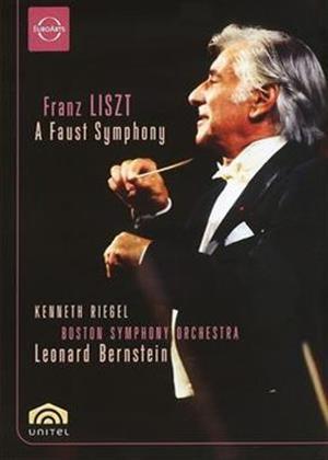 Rent Liszt: A Faust Symphony Online DVD Rental