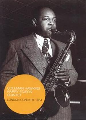 Coleman Hawkins/Harry Edison Quintet: 1964 Online DVD Rental